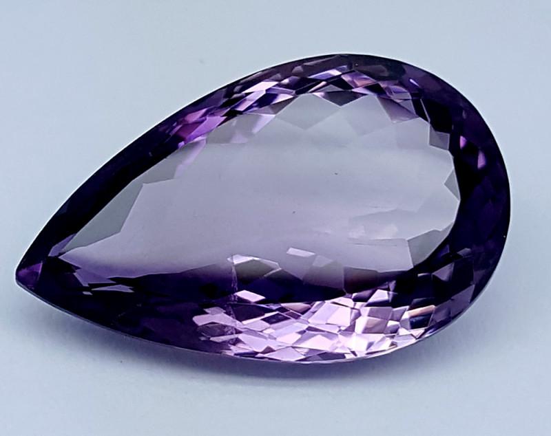 17.55Crt Natural Amethyst  Natural Gemstones JI11