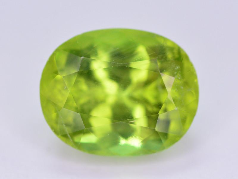 Top Color 3.85 Ct Natural Himalayan Peridot