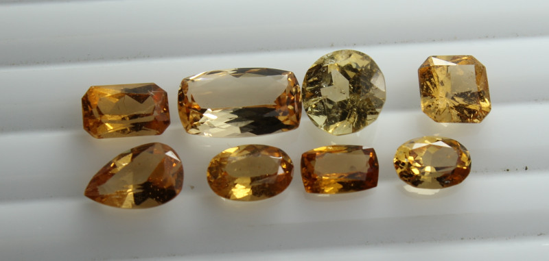 Top Class Imperial Cut Topaz from Katlang Pakistan