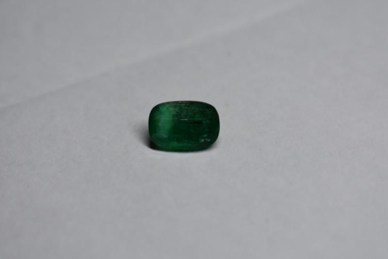 2.00 Carat Deep Green Panjshir Emerald
