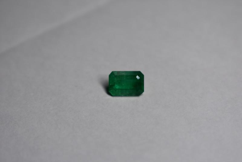 1.74 Carat top Green AFGHAN (Panjshir) Emerald!