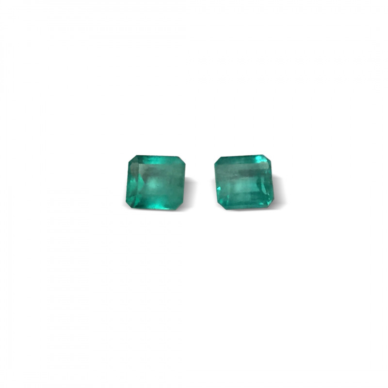 2,26ct Colombian  Emeralds Ref 14/43 Colombian Emerald Colombian Emerald Co
