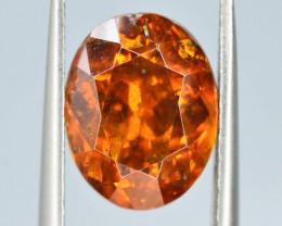 Rare 5.09 ct Sphalerite Great Dispersion Spain