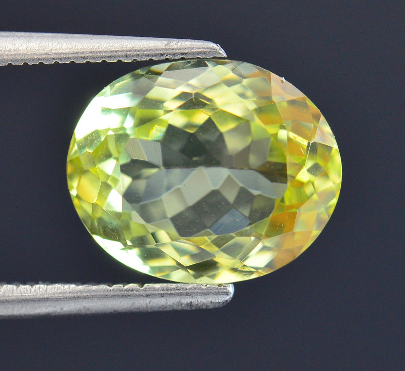 4.00 Ct Rare Sillimanite Awesome Color Cut Gems Quality SL4