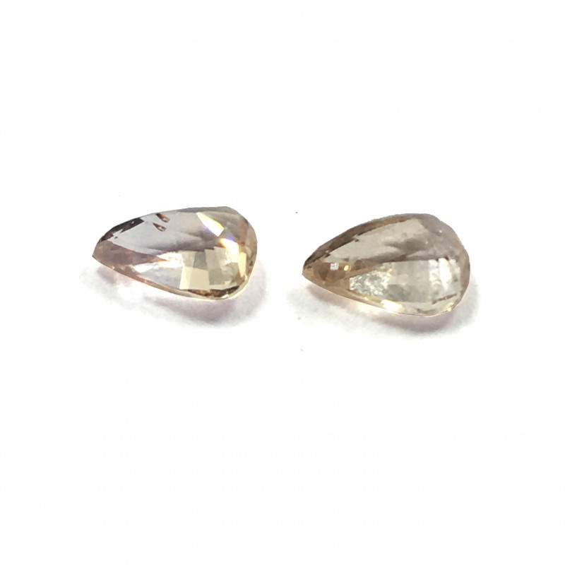 Natural peach sapphire |Loose Gemstone|New| Sri Lanka