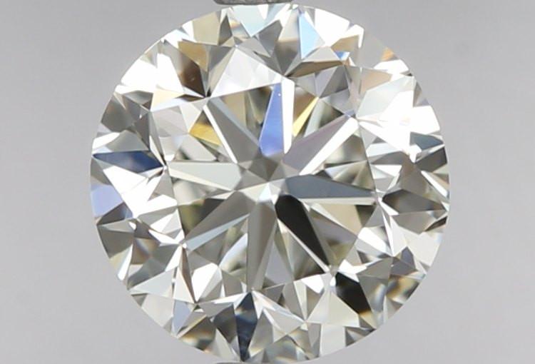 GIA Certified  1,01ct   Round   Natural Diamond