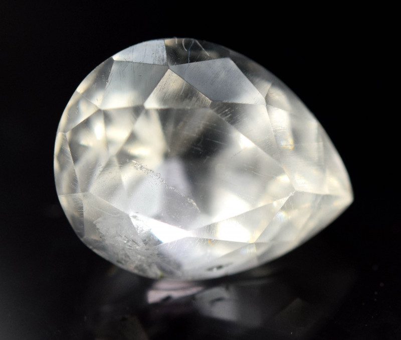 4.20 Top Quality Natural Pollucite Rare Gemstone
