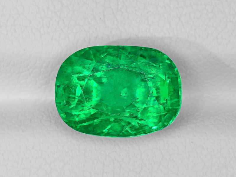 Emerald, 5.21ct - Mined in Afghanistan | Certified by GIA
