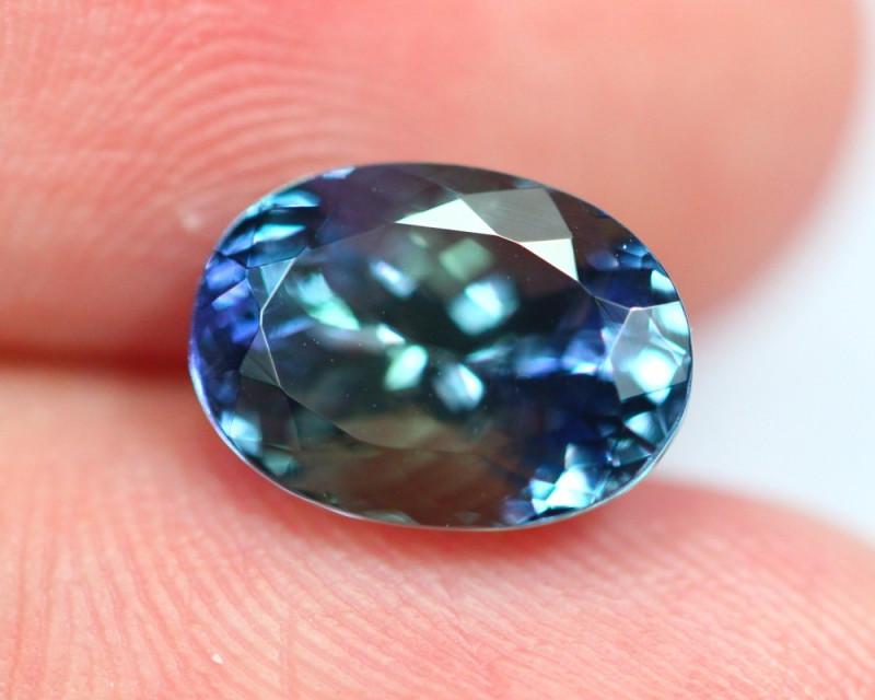 3.18cts Natural Violet Blue D Block Tanzanite / LS291