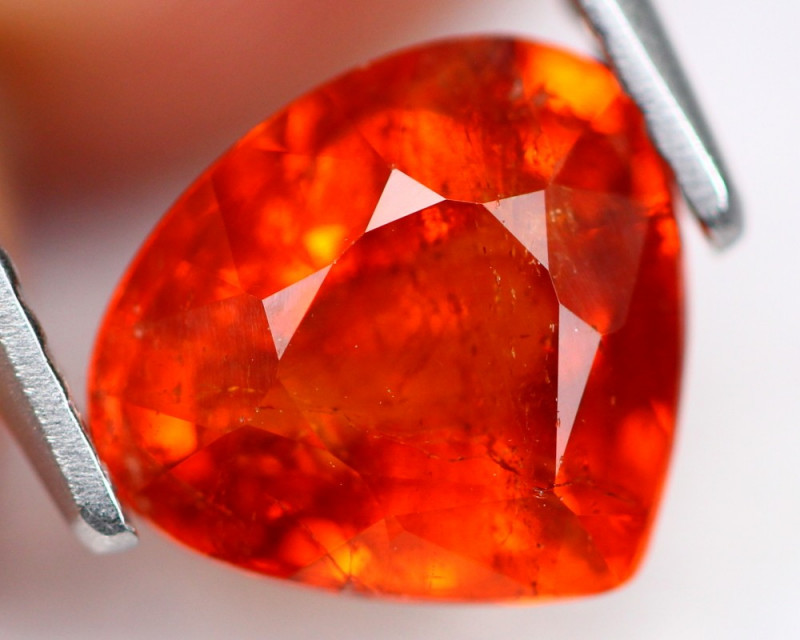 Spessartite 2.33Ct Natural Mandarin Color Spessartite Garnet A105