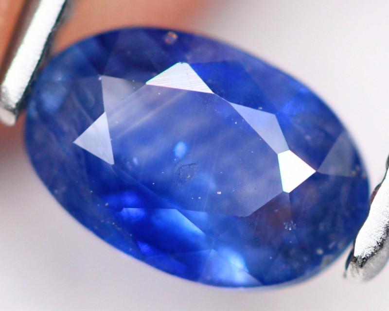 Royal Blue Sapphire 0.92Ct Natural Royal Blue Madagascar A132