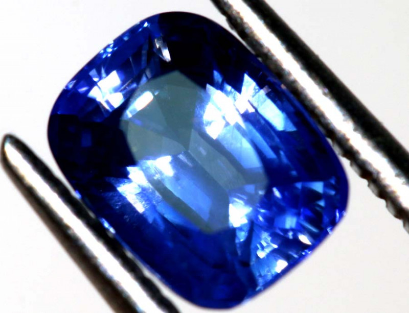 1.55 CTS-  CERTIFIED SRILANKAN SAPPHIRE FACETED TBM-1867