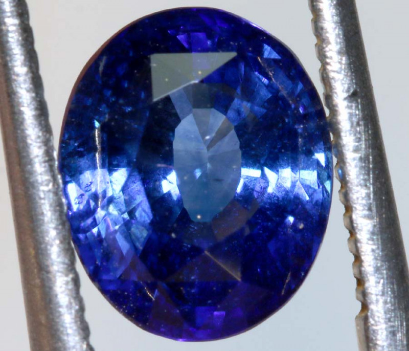 2.98 CTS-  CERTIFIED SRILANKAN SAPPHIRE FACETED TBM-1870