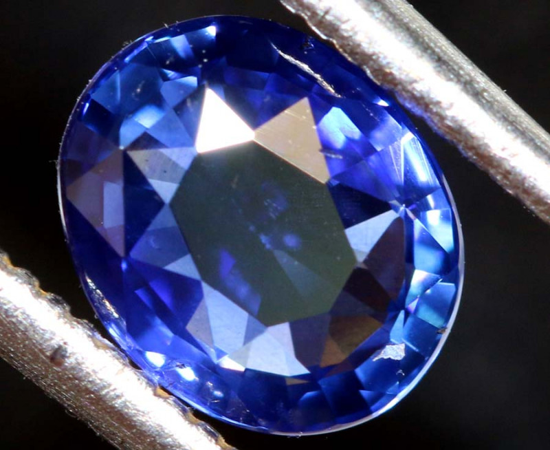 1.26 CTS-  CERTIFIED SRILANKAN SAPPHIRE FACETED TBM-1873