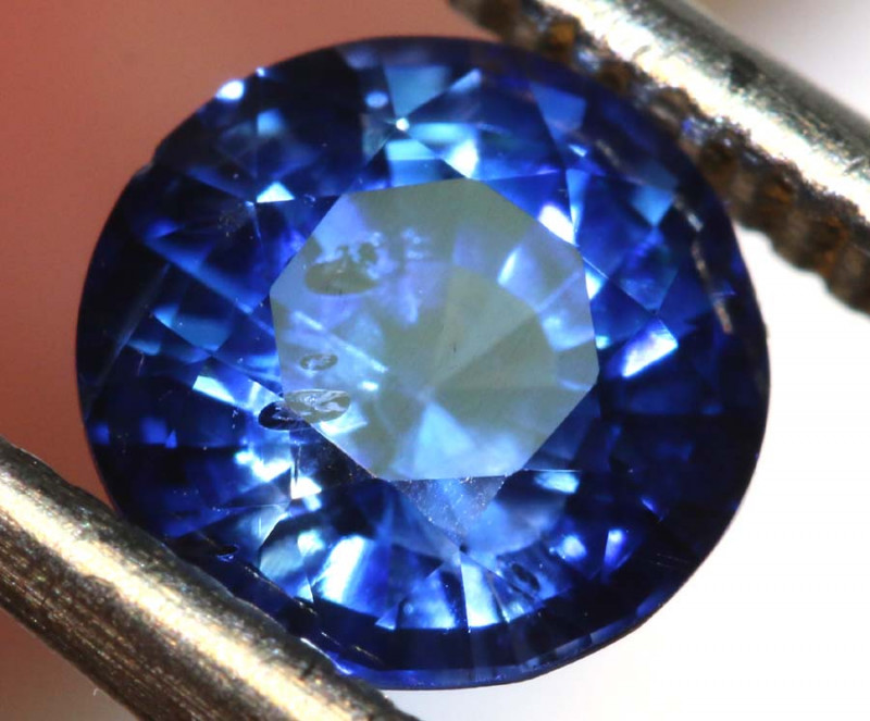 1.31 CTS-  CERTIFIED SRILANKAN SAPPHIRE FACETED TBM-1875