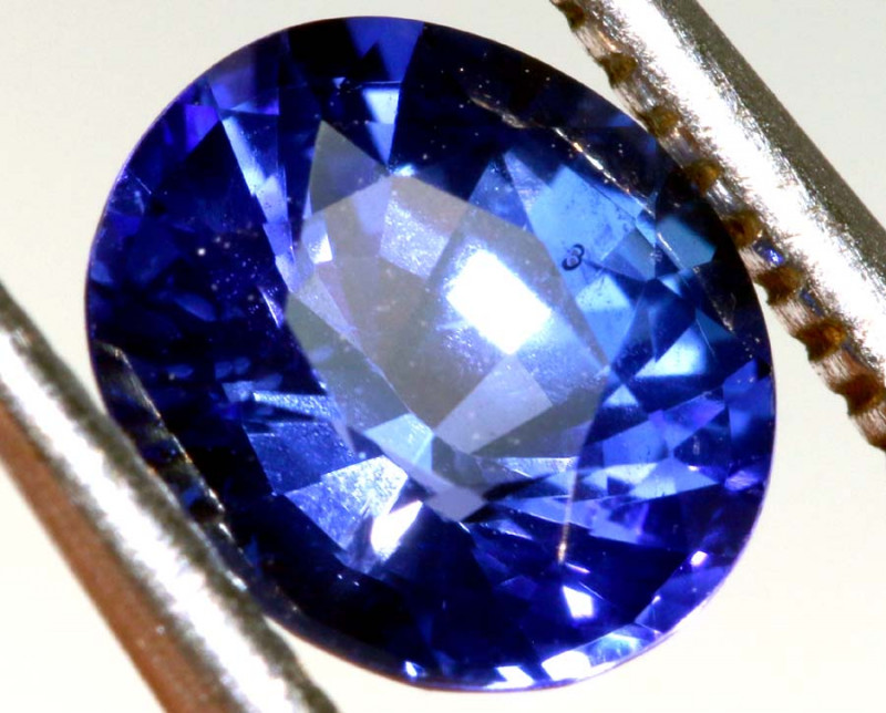 1.22 CTS-  CERTIFIED SRILANKAN SAPPHIRE FACETED TBM-1876