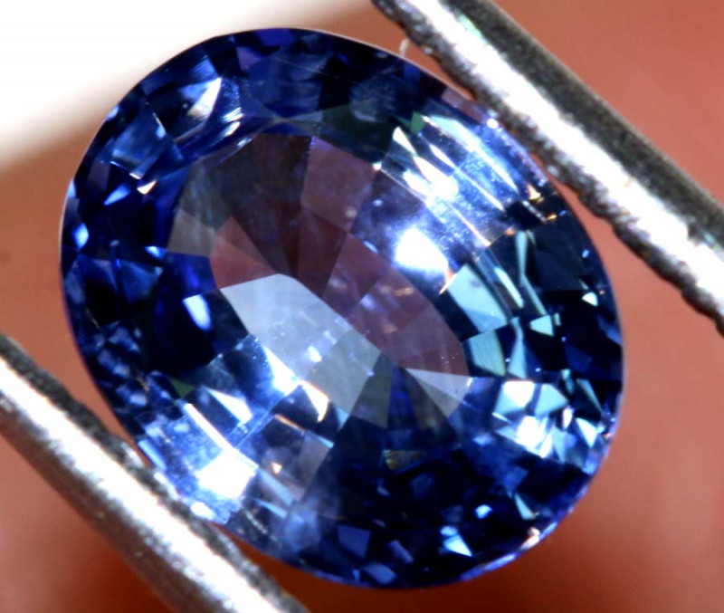 1.75 CTS-  CERTIFIED SRILANKAN SAPPHIRE FACETED TBM-1878