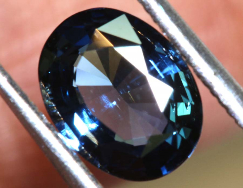 1.79 CTS-  CERTIFIED SRILANKAN SAPPHIRE FACETED TBM-1879