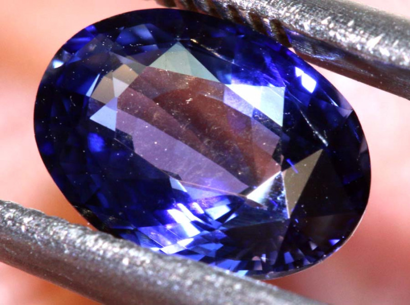 1.92 CTS-  CERTIFIED SRILANKAN SAPPHIRE FACETED TBM-1881