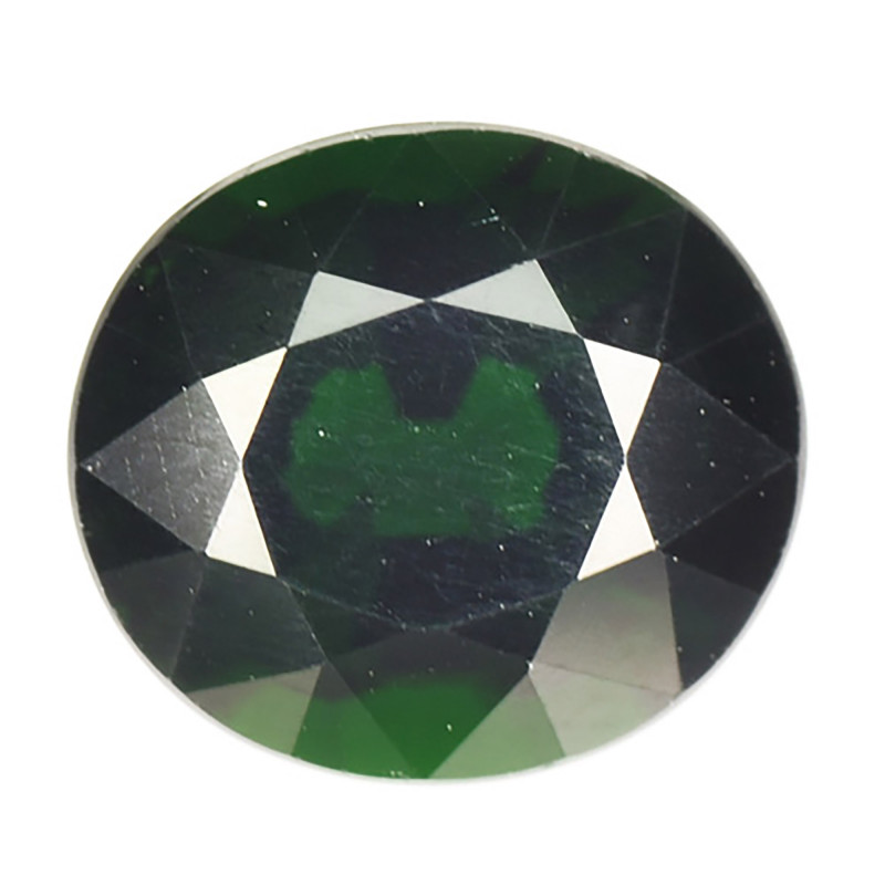 Rare Natural Chrome Tourmaline - 2.42 ct