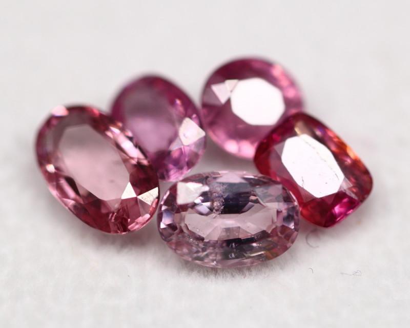 Spinel 4.87Ct Natural Burmese Pink Color Spinel A1701