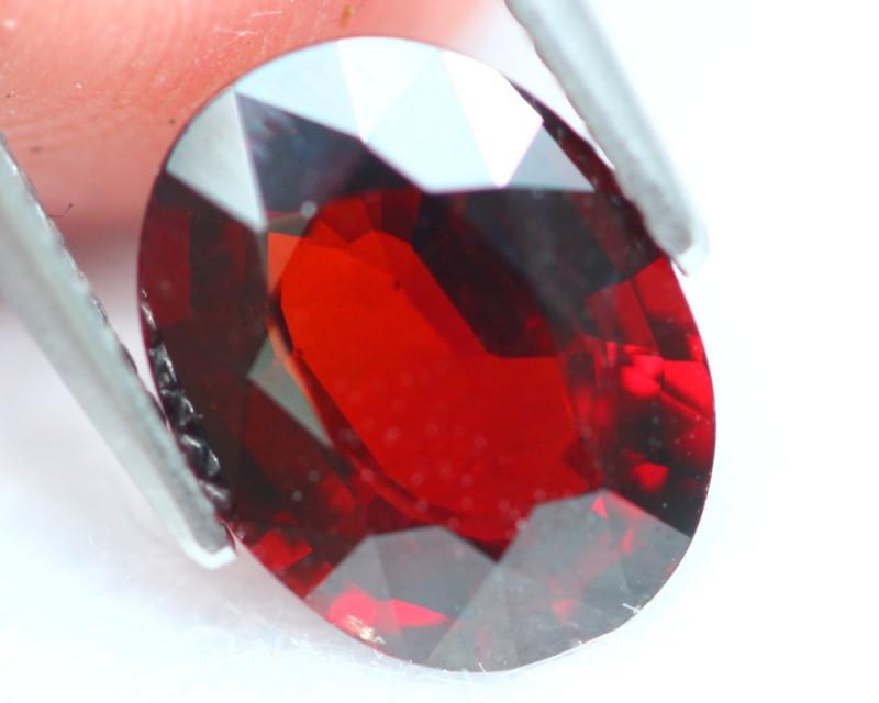 Red Spessartite 3.21Ct Natural Vivid Red Garnet A1705