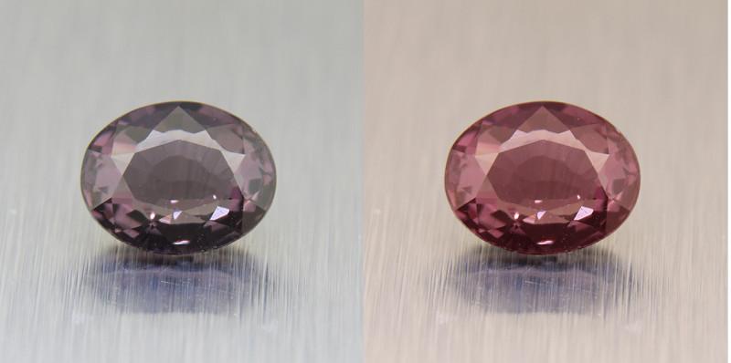 Untreated Colour-change Garnet 1.93ct  (01514)