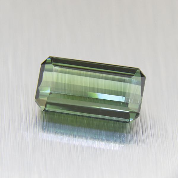 Green Tourmaline untreated 3.20ct (01466)