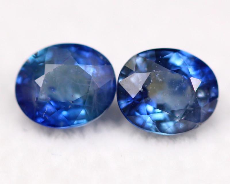 Sapphire1.84Ct Natural Royal Blue Color A277