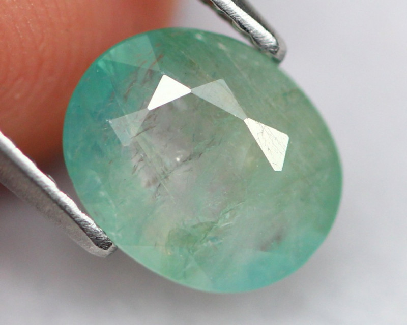 Grandidierite1.43Ct Natural Rare Gemstones A431