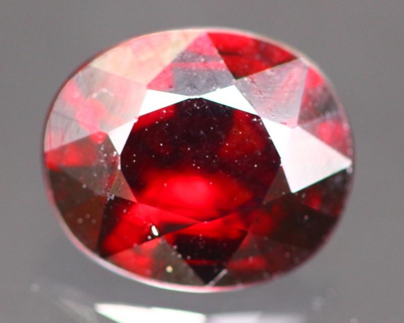 Spessartite 2.45Ct Natural  Red Garnet  A432