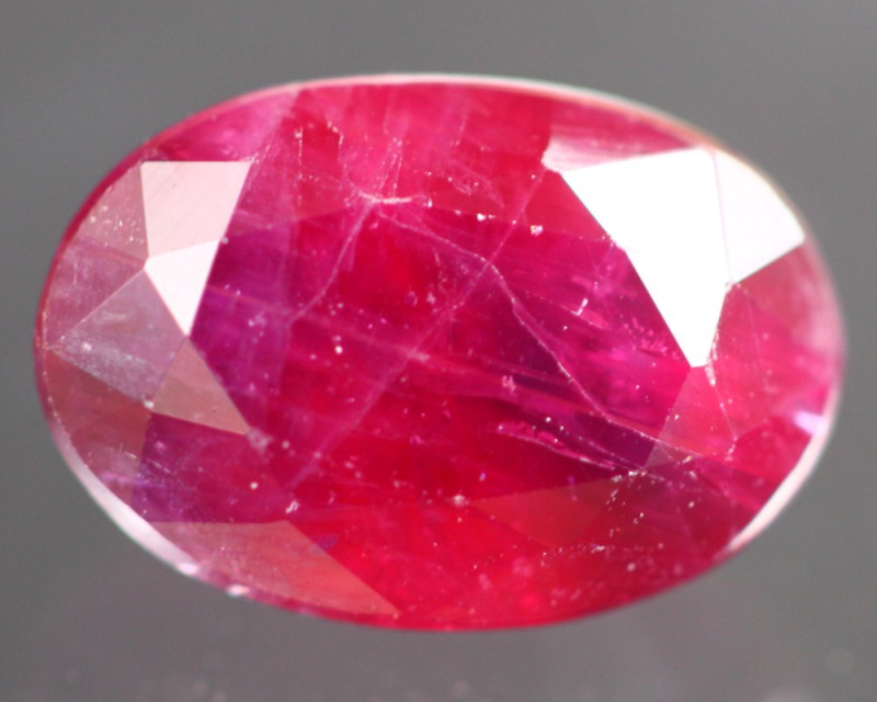 Ruby 2.80Ct Natural Burmese Red Ruby A461