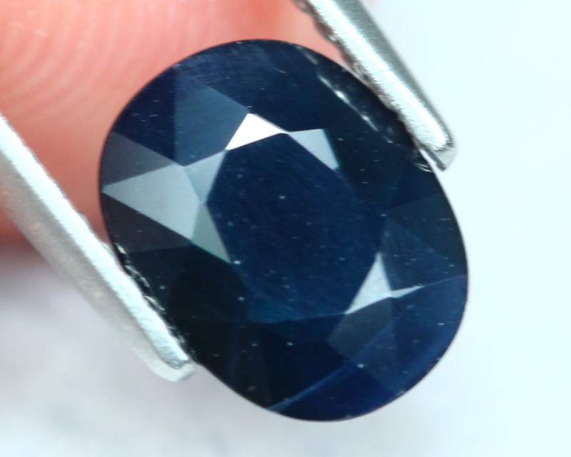 Sapphire 1.53Ct Natural Blue Sapphire A668