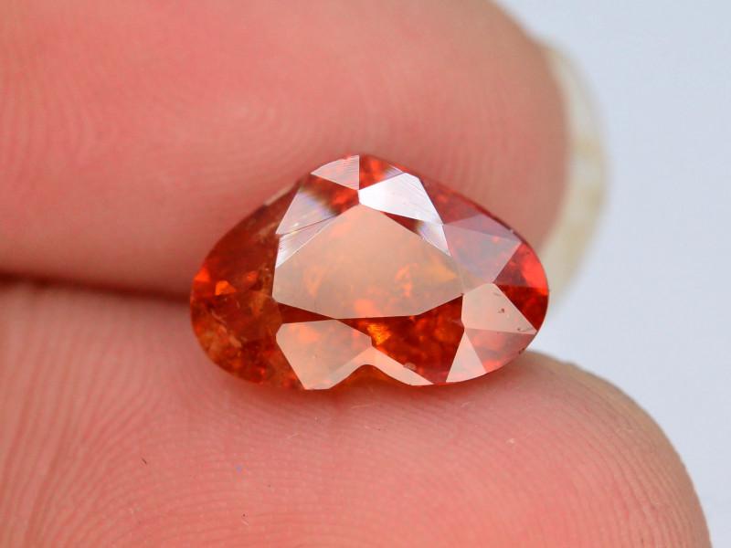 3.70 ct Natural Fanta Orange Color Spessartite Garnet AD