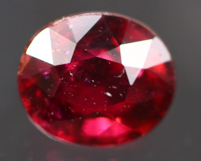 Rubellite 1.47Ct Natural Rubellite Tourmaline  A806
