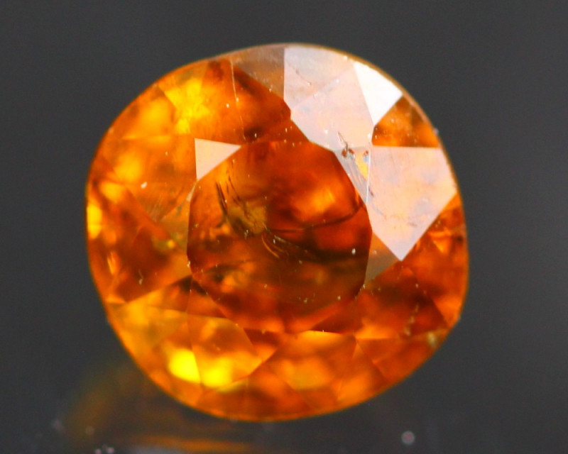Mali Garnet  1.15Ct Natural Untreated Color A820
