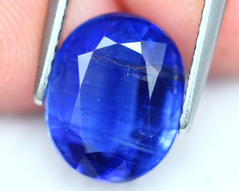 Kyanite 3.01Ct Natural Blue Color A2702
