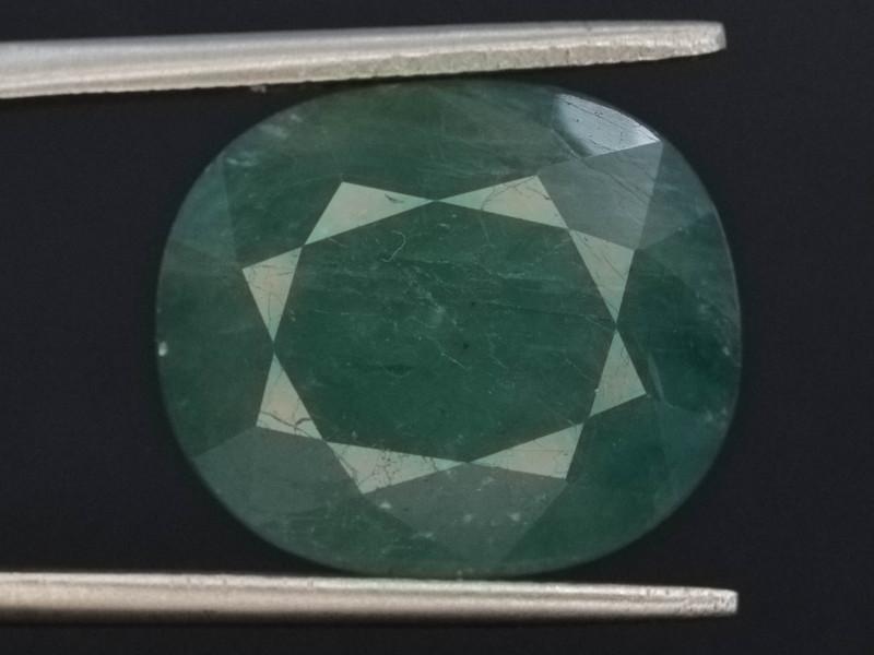 10.85 ct Natural Rare Grandidierite~Madagascar ~ AD A
