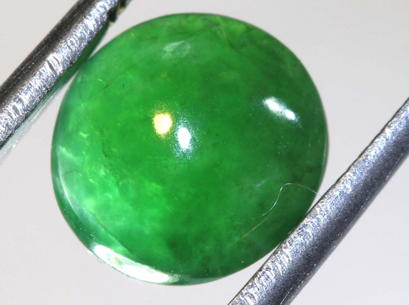 3.69 CTS  -  Certified Natural Jadiete Jade  TBM -1939