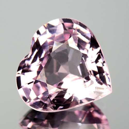 3.35 Cts Attractive Natural Rare Pink Spinel Burmese Gem