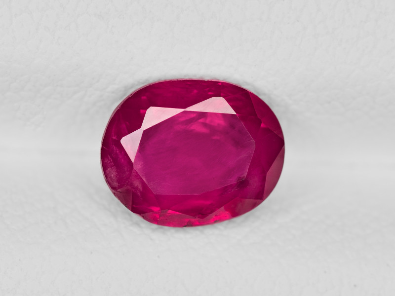 Ruby, 1.95ct - Mined in Burma | Certified by IGI