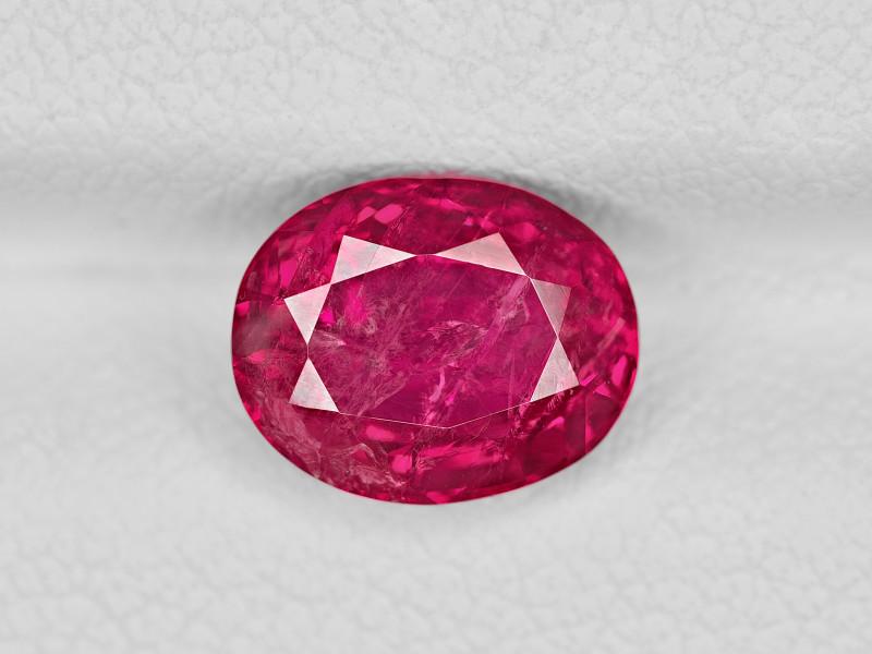 Ruby, 2.68ct - Mined in Burma | Certified by IGI