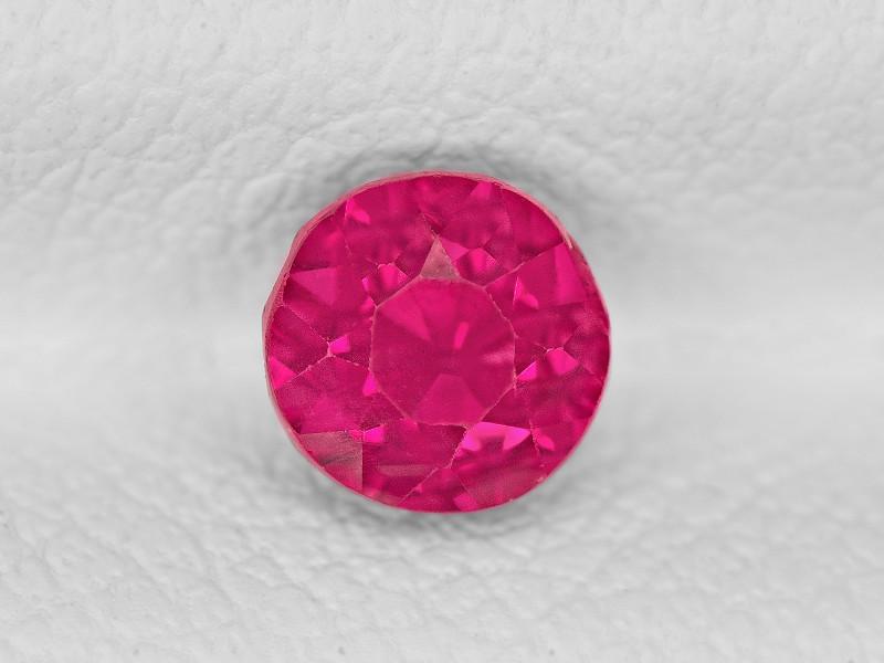 Ruby, 0.94ct - Mined in Burma | Certified by IGI
