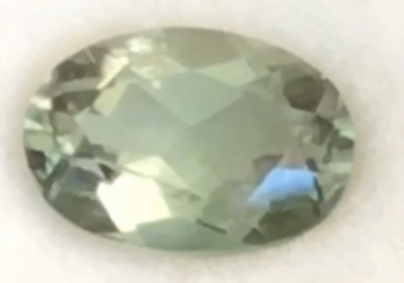Lovely Mint Green Tourmaline, - Mozambique A915 H654