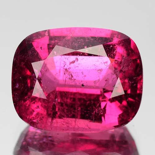 3.20 Cts Natural Unheated Pink Rubelite Tourmaline Mozambique (Video Avl)