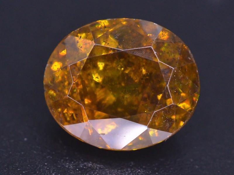 Rare 5.07ct Sphalerite Great Dispersion Spain