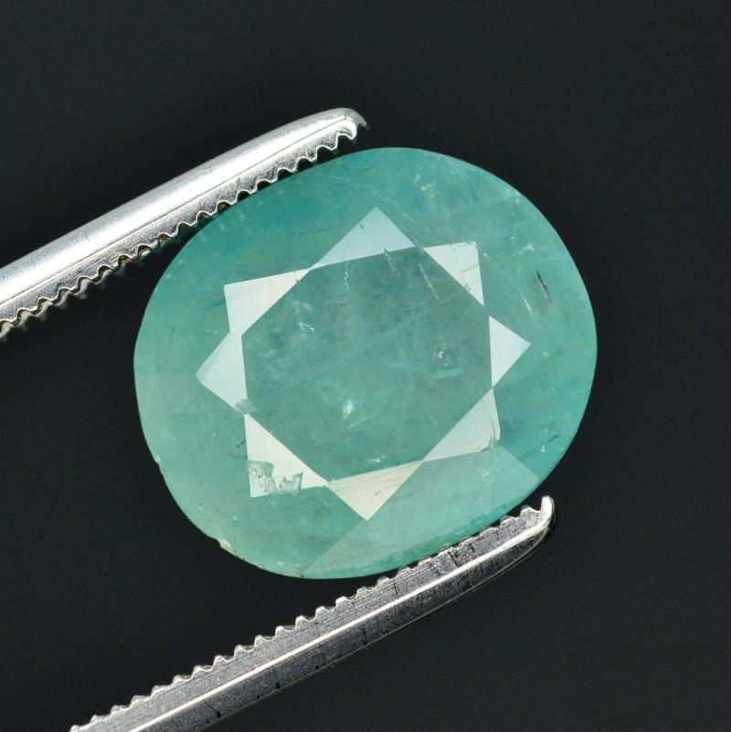 RARE 3.85 Ct Incredible Natural Grandidierite Gemstone