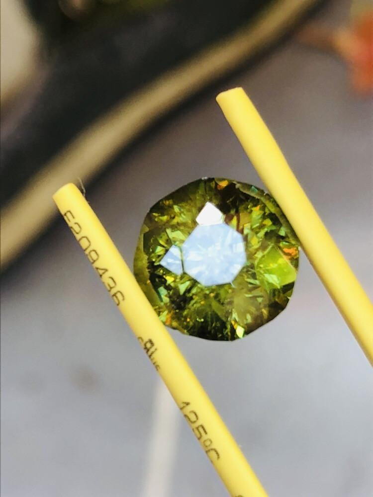 GREEN SPHALERITE -RARE -  All colors of the world ! SUPER MASTER