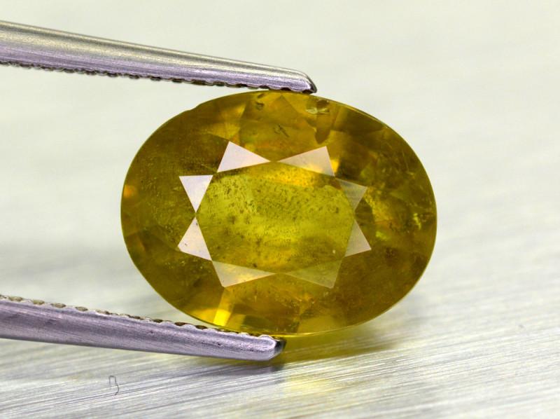 4.30 CT Beautiful Sphene Gemstone From Madagascar