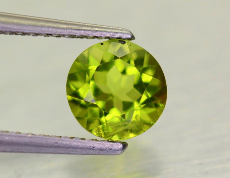 1.30 CT  Neon Green Peridot Top Luster Burma